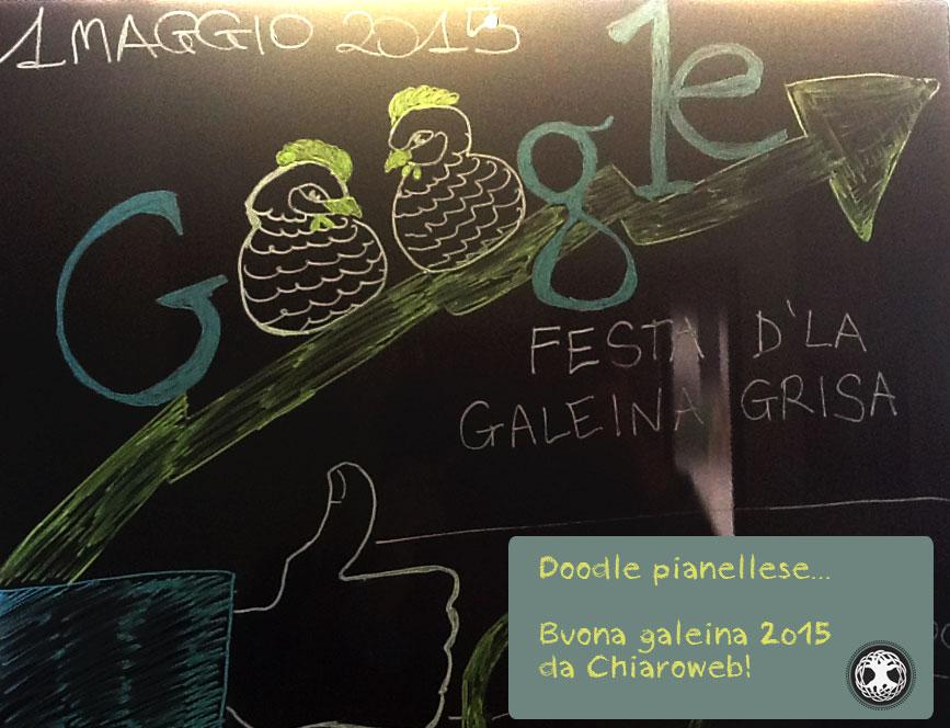 doodle galeina grisa