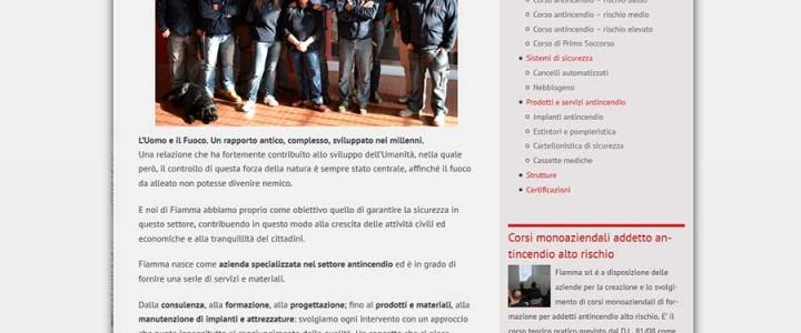 fiammaweb-homepage