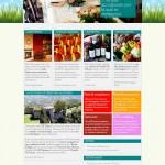 Il sito web per un agriturismo? Allegro e responsive!