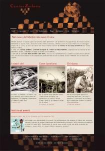 Cascina Zerbetta home page