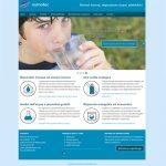 Responsive home page Osmotec