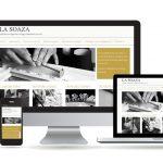 Abbiamo creato il sito internet per La Soaza, laboratorio artigianale