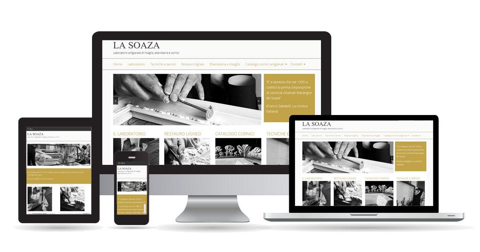 creazione sito web responsive la soaza