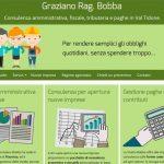 In linea il sito dello studio contabile Bobbba